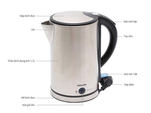 ấm đun nước siêu tốc loại nào tốt 1