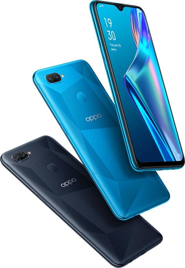 điện thoại oppo a12 4gb 64gb 3