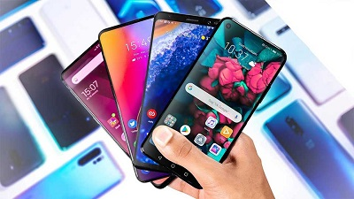Điện thoại Android 1