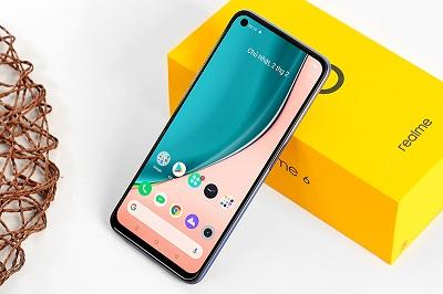 Điện thoại Realme 8