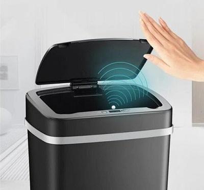 thùng rác thông minh 1
