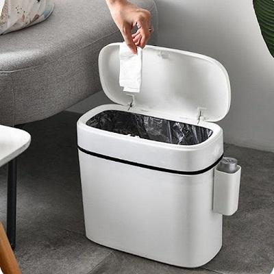 thùng rác thông minh 3
